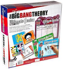 Big Bang Theory Fun With Flags Episode Amazon Com Big Bang Theory Ultimate Genius Party Game Toys U0026 Games