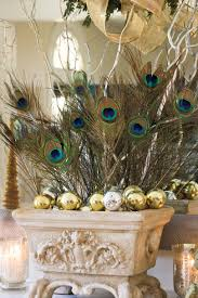 Peacock Feather Home Decor 100 Fresh Christmas Decorating Ideas Southern Living