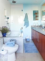 blue bathrooms decor ideas blue bathtub decorating ideas 63 cool bathroom also blue tile