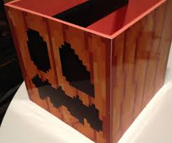 minecraft pumpkin halloween treat pails 5 steps with pictures