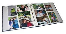 4 x 6 photo album refill pages get smart products mbi 4x6 vertical horizontal pocket photo