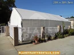 party rentals san fernando valley tent rental sizes