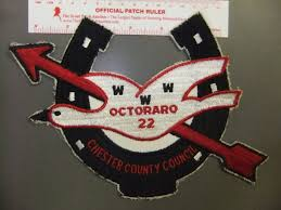 octoraro boy scout oa 22 octoraro jacket patch 7659ff ebay