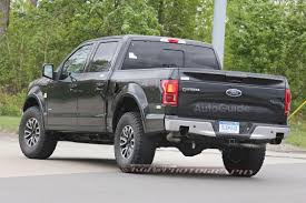 2017 ford f 150 raptor spy photos hint at svt lightning successor