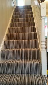 Silver Stair Rods by The 25 Best Carpet Stair Runners Ideas On Pinterest Hallway