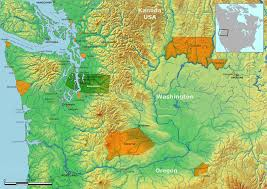 Map Of Washington Coast by Duwamish Tribe Wikipedia