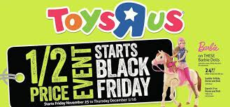 toys r us canada black friday cyber monday flyer deals 2016