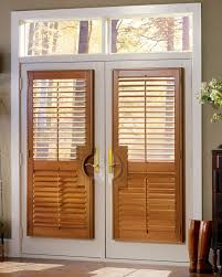 French Doors Wood - window shutters for french doors cleveland shutters