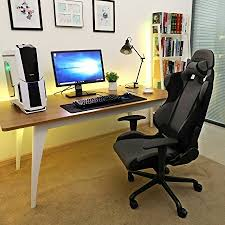 fauteuil de bureau racing fauteuil bureau mal de dos awesome songmics chaise gamer fauteuil de