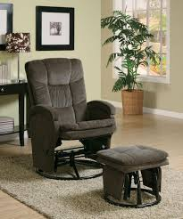 Glider Chair With Ottoman Recliners Lounge Chairs U2014 The Dream Merchant