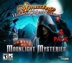 amazon com moonlight mysteries amazing hidden object games 4