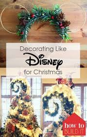 When Is Disney Decorated For Christmas Decorating Like Disney For Christmas How To Build It