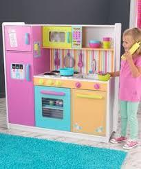 cuisine familiale kidkraft kidkraft cuisine enfant familiale en bois achat vente dinette