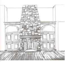 Interior Design Sketches by Concept Drawings Design Drawings Sketches Architectural