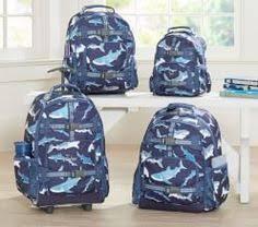 Pottery Barn Mackenzie Backpack Mackenzie Navy Maze Backpacks Pottery Barn Kids Kindergarten