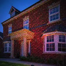 solar laser projector light festive landscape garden indoors