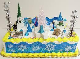 amazon frozen 23 piece elsa anna birthday cake topper