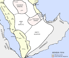 Mecca On Map Ottoman Arabia Wikipedia