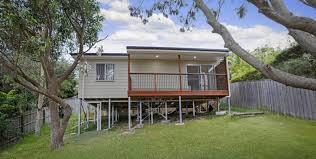 sloping site for this central coast granny flat backyard grannys