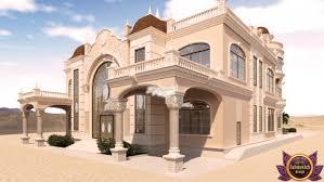 Arabic Exterior House Designs
