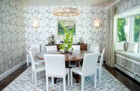 40 elegant rooms with floral wallpaper inspiration dering hall