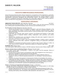 career objective in resume sample international business examples