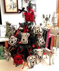 doggie christmas tree decorations