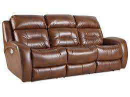 southern motion power reclining sofa southern motion showcase 316 63p double reclining sofa with power
