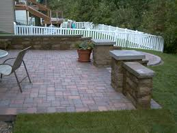 Installing A Patio With Pavers How To Install Patio Pavers Luxury And Pavers Installation Guide