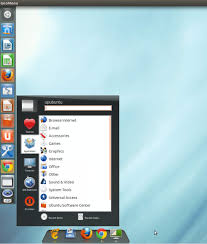 Awn Linux How To Add A Start Menu With The Unity Interface On Ubuntu 11 10 12 04