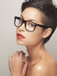 hairstyles glasses round faces short hairstyles with glasses round face hairstyle trends bald style