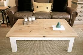White Distressed Coffee Table Beautiful Rectangle Farmhouse Wood White Distressed Coffee