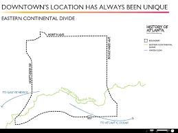 Atl Map Downtown Atlanta Master Plan Process An Ambitious Undertaking