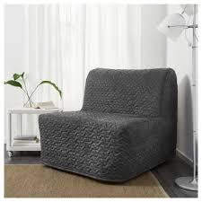 Single Sofa Bed Ikea Lycksele Murbo Chair Bed Vallarum Grey Ikea