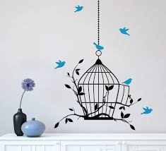 bird wall art on wallpaperget com
