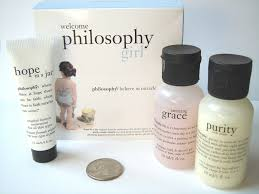 amazon com new philosophy 3 piece welcome philosophy girl gift philosophy 3 piece welcome philosophy girl gift set amazing grace perfumed shampoo bath shower gel 1 oz purity made simple one step facial 3 in 1