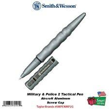 alum pen smith wesson swpenmp2g m p 2nd generation tactical pen gray