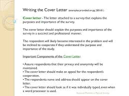 Resume Questionnaire Template Cover Letter For Survey Gallery Of Survey Cover Letter Hirescore