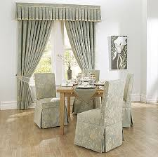 Slip Covers Dining Room Chairs Slipcover For Dining Room Chairs Stylish Look Homesfeed