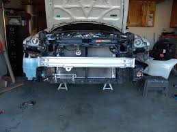 nissan 370z oil cooler installing the largest possible street racing radiator for your