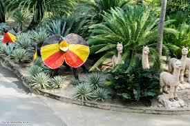 Nong Nooch Tropical Botanical Garden by Nong Nooch Tropical Garden Pattaya Review