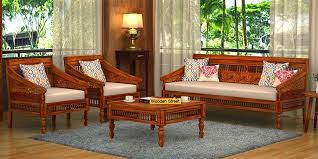 Wooden Sofa Sets For Living Room Emejing Wooden Sofa Set Designs For Living Room Photos