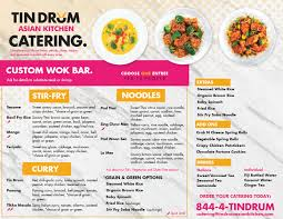 asian food catering tin drum asian kitchen