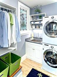 How To Decorate A Laundry Room Modern Laundry Room Decor