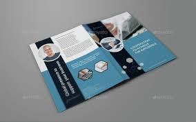 company profile brochure bi fold template vol 42 by owpictures