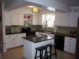kitchen shining kitchen remodeling ideas using brown cabinets red