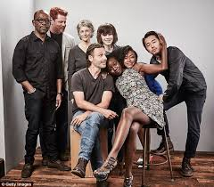 new walking dead cast 2016 the walking dead cast take over comic con with andrew lincoln and co