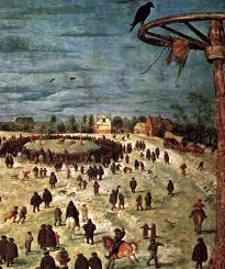 Pieter Bruegel Blind Leading The Blind Bruegel The Elder Pieter Fine Arts 15th 16th C The Red List
