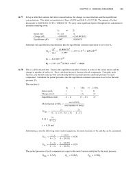 chang chemistry chapter 14 solutions 11e