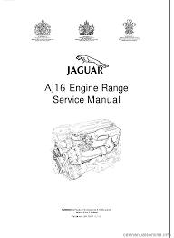 jaguar xj 1994 2 g aj16 engine manual